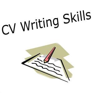 Curriculum Vitae (CV) Writing Skills