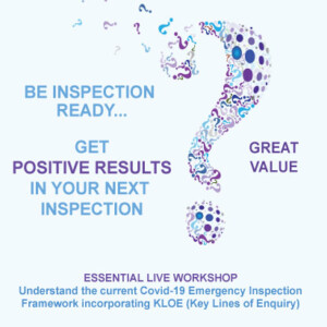 KLOE Key Lines of Enquiry Training from Alium Care Training