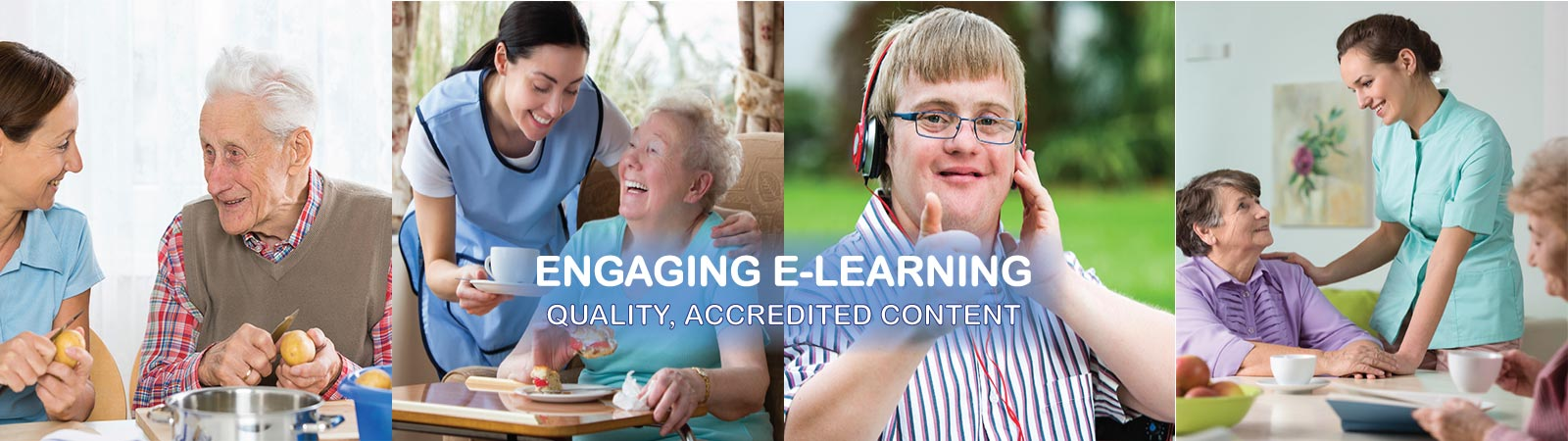 Alium Care Training Courses e-learning courses